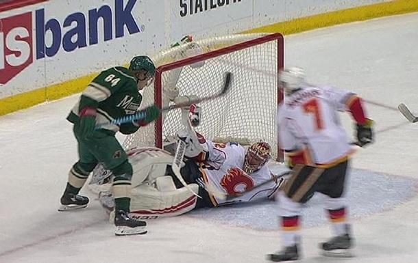 НХЛ. Бекстрем повертається в Європу