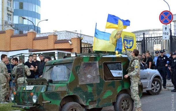 Итоги 10 июня: Пикет в Одессе, иск к Порошенко