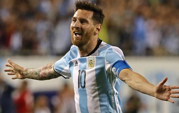 Копа Америка. Хет-трик Месси, дубль Видаля – победы Аргентины и Чили