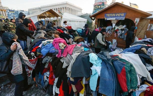 ЕС купил украинской одежды на $525 млн в 2015