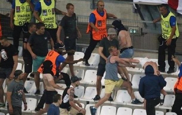 УЄФА почав дисциплінарне розслідування у зв язку із заворушеннями в Марселі