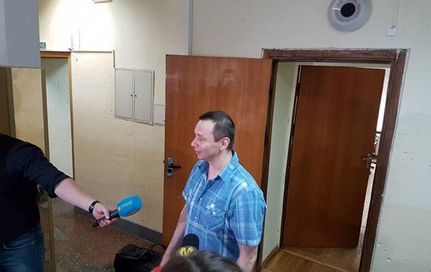 Акордеоніста Завадського відпустили на поруки