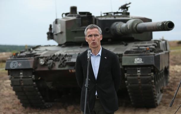 Столтенберг висловився проти  холодної війни  з Росією