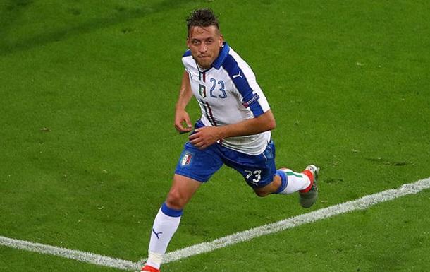 Италия обыгрывает Бельгию