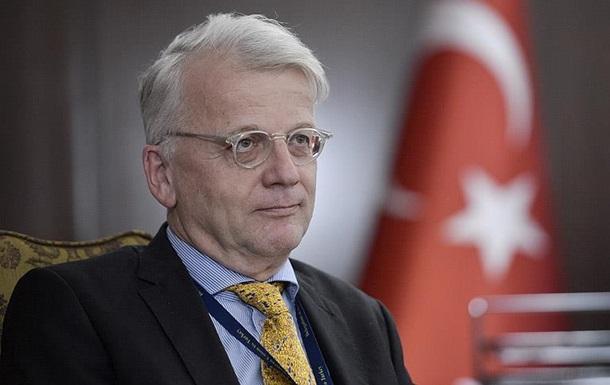 Посол ЄС в Туреччині подав у відставку