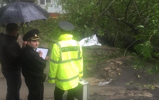 Злива в Молдові: одна людина загинула