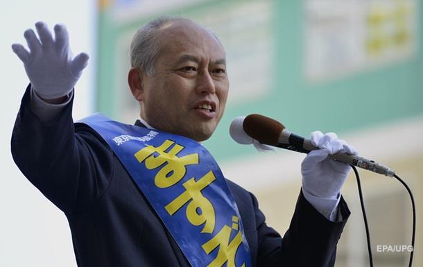 Губернатор Токио ушел в отставку из-за обвинений в растрате