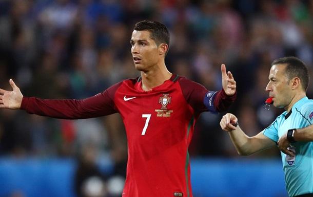 Защитник сборной Исландии: Роналду просто неудачник