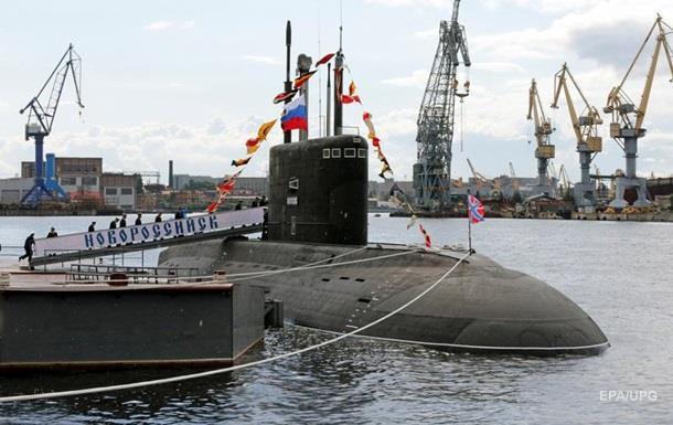 Росія відповість НАТО посиленням Чорноморського флоту