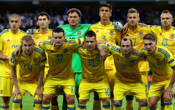 Bild: после поражения от Германии игроки сборной Украины курили сигареты и распивали вино