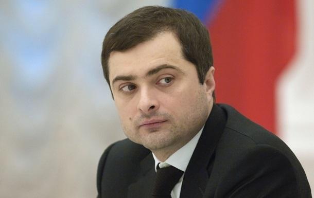 Сурков їде до Мінська обговорювати вибори в ДНР