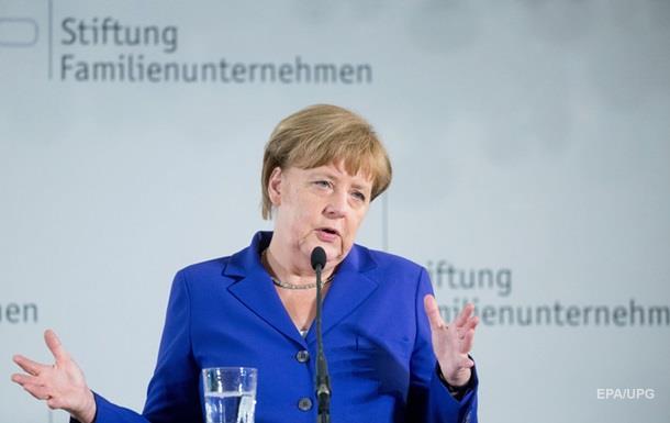 Меркель: Механизм приостановки  безвиза  ключевой