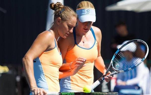 Бирмингем (WTA). Бондаренко и Савчук покидают парные соревнования
