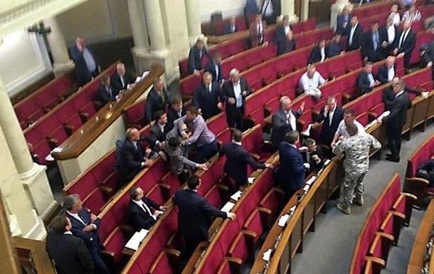 Підсумки 15 червня: Бійка в Раді, відставка Мерікова