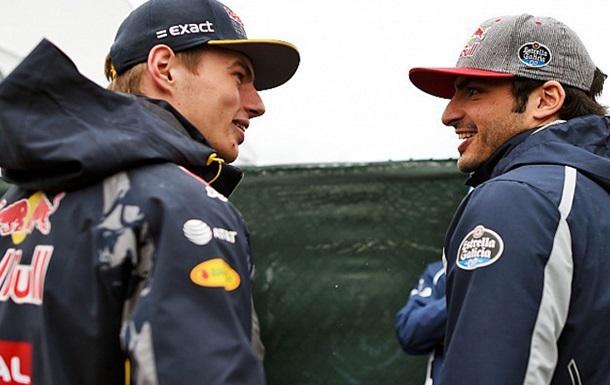 Формула 1. Сайнс: Без Ферстаппена в Торо Россо стало краще