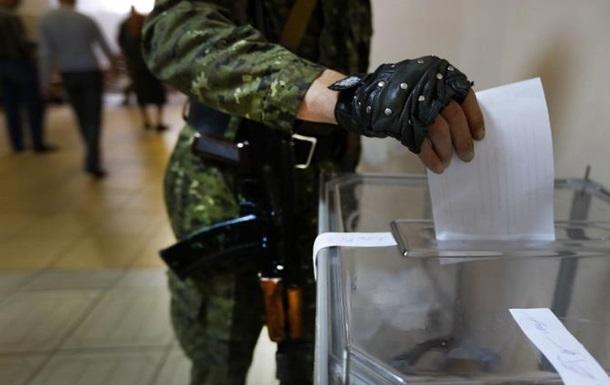 Пора вводить санкции против киевских властей
