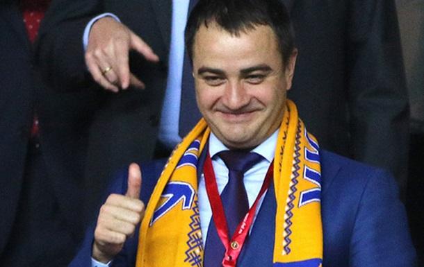 Павелко пригрозив розпустити Прем єр-лігу