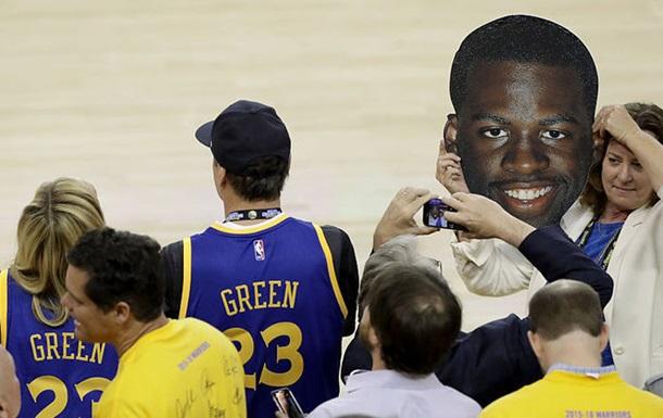 НБА. Грин: Я обязан своим партнерам
