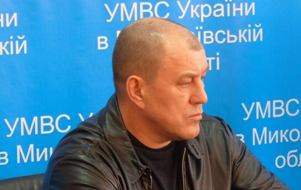 Уволен глава Нацполиции в Николаевской области