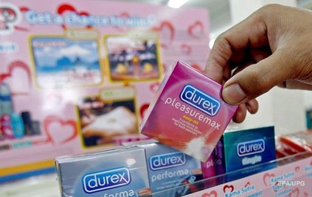 В России запретили презервативы Durex