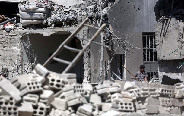 В Сирии за сутки четырежды нарушили перемирие