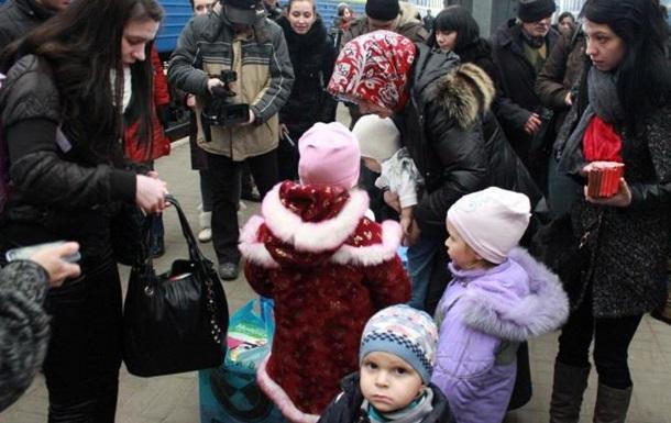 «Ненужные» люди Донбасса или Чужие среди своих
