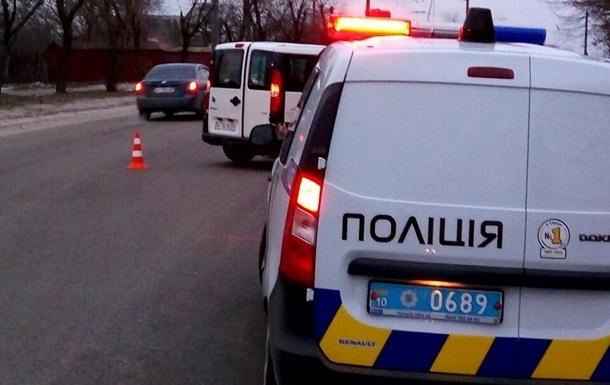 В ДТП на Львовщине пострадали семь человек