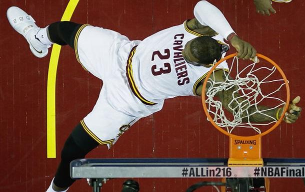 Топ-5 моментов шестого матча финала НБА
