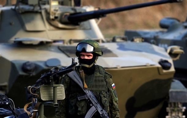 Росія створить дивізію в Ростовській області