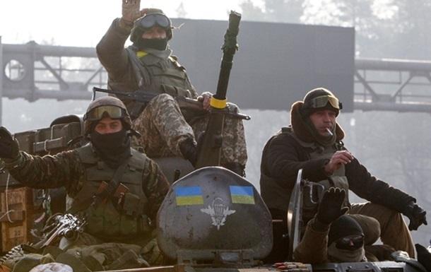 В Одесі добровольців визнали ветеранами АТО