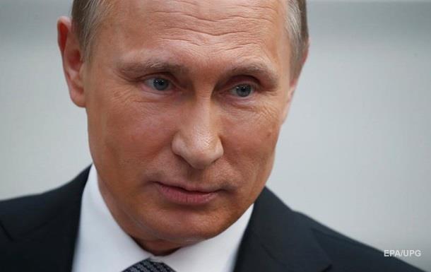 Путін звинуватив Захід у анексії Криму