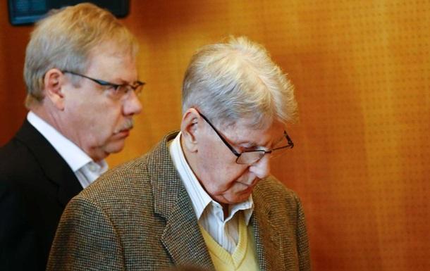 Экс-охранник Освенцима осужден на пять лет тюрьмы