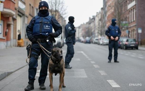 У Бельгії затримали 12 осіб за підозрою в тероризмі