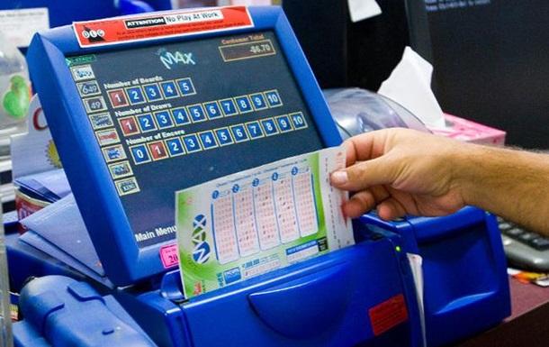 Канадець зірвав лотерейний джекпот на 55 мільйонів