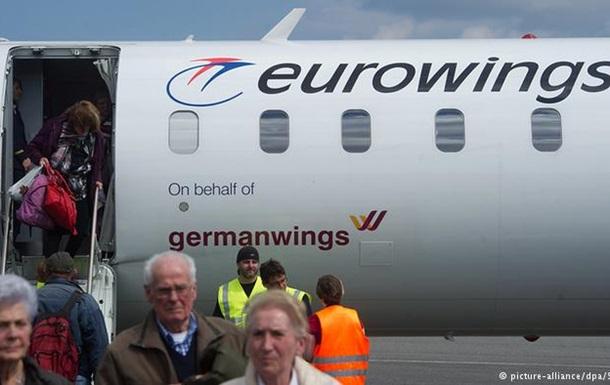 Курйоз в аеропорту Дюссельдорфа: пілот залишив на землі 70 пасажирів