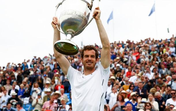 Лондон (ATP). Маррей становится первым пятикратным победителем турнира