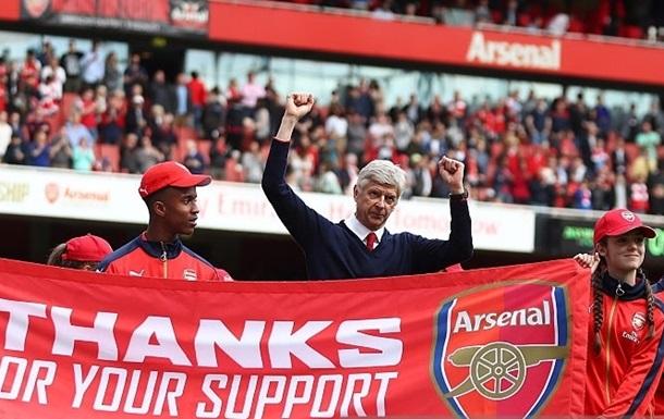 Венгер: «Арсенал підпише ще одного або двох гравців»
