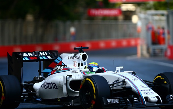 Формула-1. В Баку болиды Мерседес теряли по 0.2 секунды на круге из-за неверных настроек