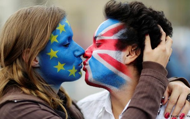 Опитування: європейці та британці хочуть залишитись разом