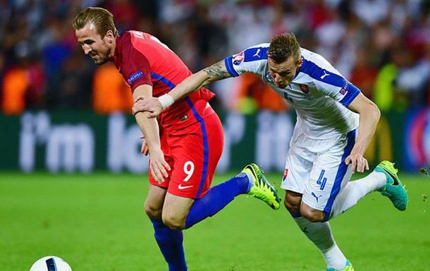 Словакия играет вничью с Англией