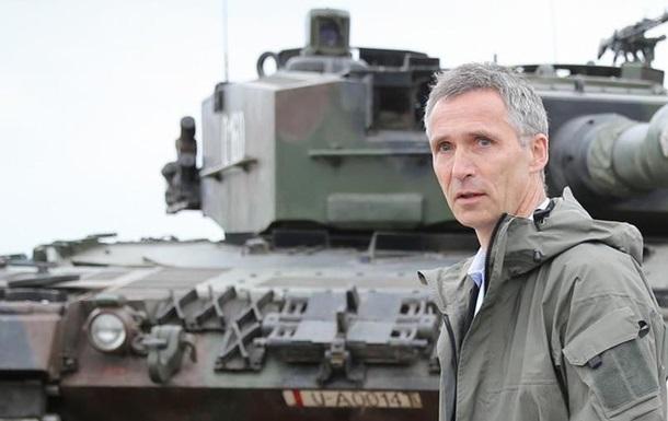Столтенберг: Росія не дотримується  Основоположного акта  з НАТО