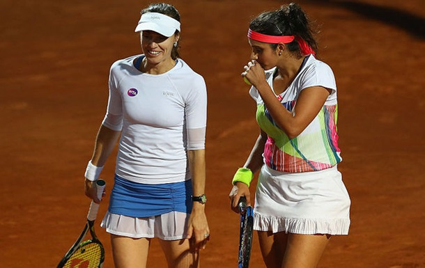 Хінгіс і Мірза стали першими учасницями Підсумкового турніру WTA