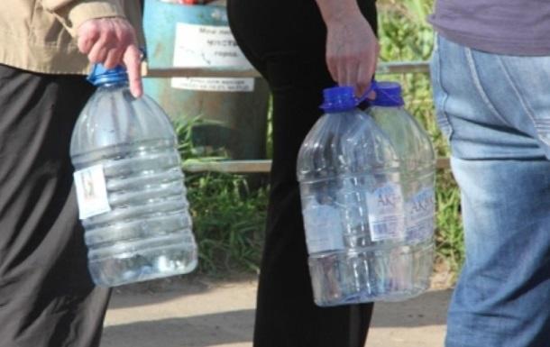 В Ізмаїлі безкоштовно роздаватимуть воду