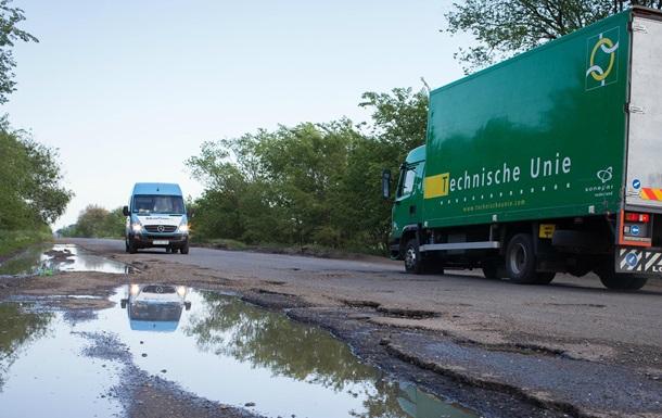 В Одесской ОГА рассказали о ремонте трассы Одесса-Рени