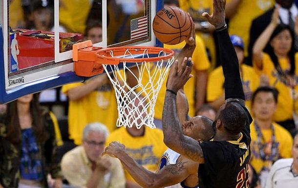 НБА. Топ-10 моментів плей-офф сезону-2015/16
