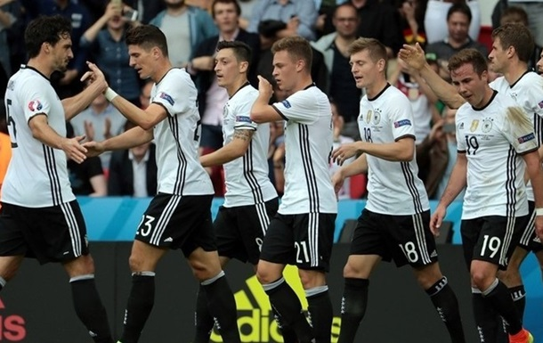 Германия минимально обыгрывает Северную Ирландию