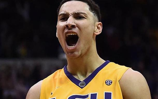 НБА. Філадельфія вибере Сіммонса під 1-м номером драфта