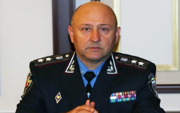 У екс-глави київської міліції знайшли 40 тисяч євро