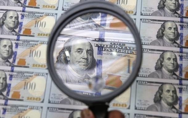 МВФ вважає долар переоціненим на 20%
