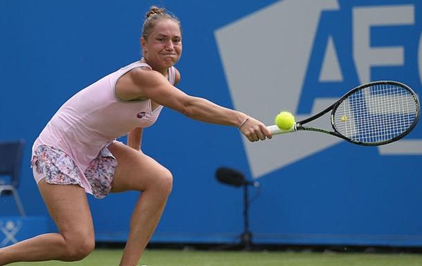 Істборн (WTA). Бондаренко покидає турнір